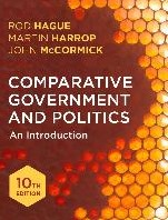 Comparative Government and Politics -An Introduction Hague, Rod