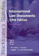 Blackstone's International Law Docu