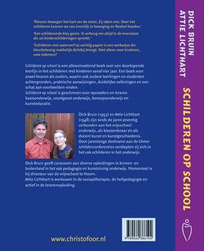 Schilderen op school -een werkboek voor primair, voo rtgezet en beroepsonderwijs, o Bruin, Dick-2