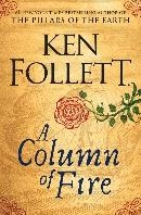A Column of Fire Follett, Ken