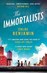 The Immortalists Benjamin, Chloe