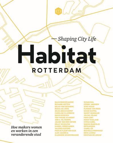 Habitat Rotterdam -Shaping City Life Putter, Priscilla de