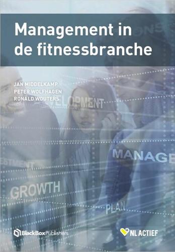 Management in de fitnessbranche Middelkamp, Jan