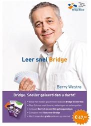 LEER SNEL BRIDGE -LESPAKKET BESTAANDE UIT HET BO EK EN OEFENCD BRIDGE IN EN FLI NEDERLANDSE BRIDGE BOND
