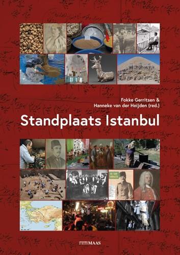 Standplaats Istanbul -Lange lijnen in de cultuurgesc hiedenis van Turkije