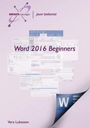 Word 2016 Beginners Lukassen, Vera