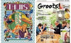 Combipakket Thuis en Groots -wintermagazine