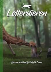 Letterdieren -De manier om het alfabet te l eren! Waal, Yvonne de