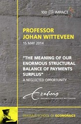 The meaning of our enormous structural b -a neglected opportunity Witteveen, H.Johannus