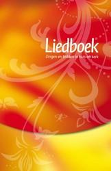 Liedboek - Rood-geel -Zingen en bidden in huis en ke rk Interkerkelijke Stichting voor