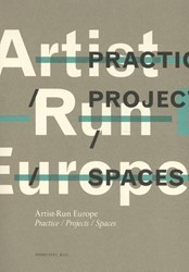 Artist-Run Europe -practice/projects/spaces Lomme, Freek