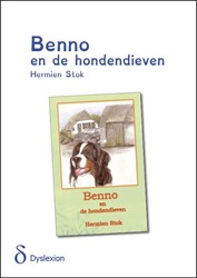 Benno en de hondendieven - dyslexie uitg -dyslexie uitgave Stok, Hermien