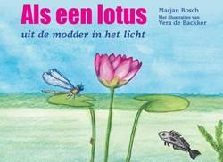 Als een lotus -uit de modder in het licht Bosch, Marjan