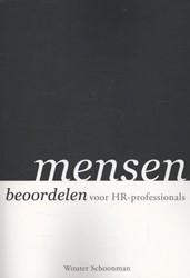 Mensen beoordelen voor HR-professionals -VOOR HR-PROFESSIONALS Schoonman, Wouter