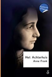 Het achterhuis -dyslexie uitgave Frank, Anne