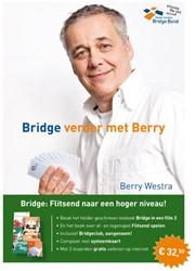BRIDGE VERDER MET BERRY -LESPAKKET MET DE BOEKEN BRIDGE IN EEN FLITS 2, FLITSEND SPEL