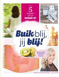 Buik blij, jij blij,  In 5 stappen van j -in 5 stappen van je buikpijn a f Marel-Sluijter, Sigrid van der
