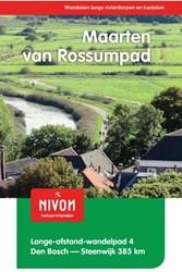 Maarten van Rossum Pad -wandelen langs Rivierdorpen en Kastelen