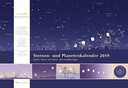 Sternen- und Planetenkalender -Jupiter, Saturn und Mond - Ihr e Annaherungen Bisterbosch, Liesbeth