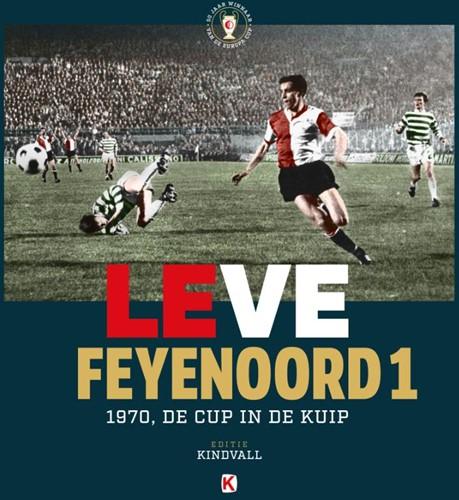 Leve Feyenoord 1 - LUXE [Kindvall editie -1970, de Cup in de Kuip Visser, Jaap