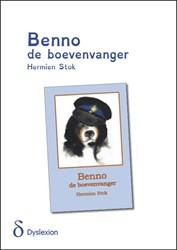 BENNO DE BOEVENVANGER - DYSLEXIE UITGAVE -BOEK OP VERZOEK STOK, HERMIEN
