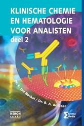 Klinische chemie en hematologie voor ana Boekel, E. ten