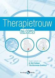 THERAPIETROUW BIJ COPD VIJVERRBERG, MARJOLIJN