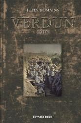 Verdun -voorspel tot Verdun en Verdun Romains, Jules