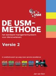 De USM-methode - versie 2 -het standaard managementsystee m voor dienstverleners Bon, Jan van