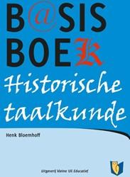 Basisboek historische taalkunde -met afzonderlijke aandacht voo r het Brabants, Fries, Limburg Bloemhoff, Henk