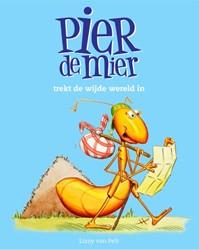 Pier de mier trekt de wijde wereld in Pelt, Lizzy van