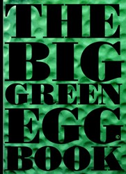 THE BIG GREEN EGG BOOK KOPPES, DIRK