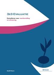 3x3 evaluatie -formulieren voor voorbereiding en uitvoering Doorn, D.J.