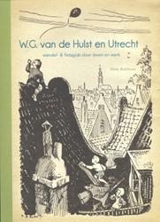 W.G. van der Hulst & Utrecht -fiets- & wandelgids door l & werk Bokhove, Niels