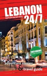Lebanon 24/7 -Adventure stories & travel de - limited edition Van der Kooij, Martijn