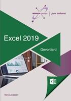 Excel 2019 Gevorderd -Cursusboek Office 2019 Lukassen, Vera