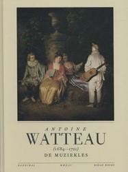 ANTOINE WATTEAU -(1684-1721) DE MUZIEKLES RAYMOND, FLORENCE