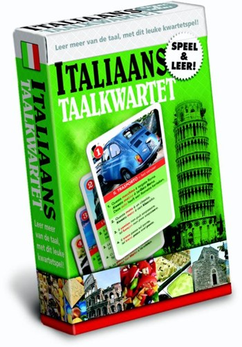 Taalkwartet Italiaans Scala leuker leren