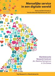 Top research in customer interaction man -Nationaal Benchmark en Trendon derzoek Klantinteractie 2017 Ferment, Martine