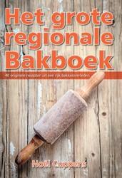 Het grote regionale bakboek Cuppens, Noel