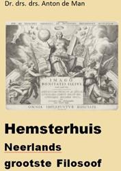 Hemsterhuis Neerlands grootste filosoof Man, Anton de