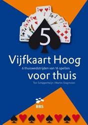 Vijfkaart Hoog voor thuis -6 thuiswedstrijden van 16 spel len Schipperheijn, Ton