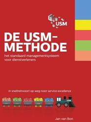 De USM-methode. Het standaard management -het standaard managementsystee m voor dienstverleners Bon, Jan van