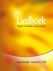 Liedboek, set van 3 Koorbundels -zingen en bidden in huis en ke rk Interkerkelijke Stichting voor