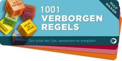 1001 verborgen regels -een schat aan tips, eyeopeners en energizers