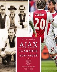 Het officiele Ajax jaarboek 2017-2018 Jonges, Ronald
