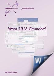 Word 2016 gevorderd Lukassen, Vera