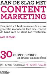 Aan de slag met Content Marketing Lensink, Aart