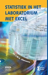 Statistiek in het laboratorium met Excel Klaessens, J.W.A.