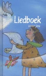 Liedboek - kind blauw met tekening -voor jou Interkerkelijke Stichting voor